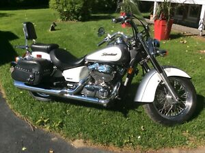Honda Shadow Aéro 2007