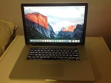 MacBook Pro (15-inch, Mid 2010) 2.66HGz i7 Liverpool Liverpool Area Preview