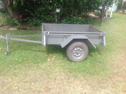 Box trailer 6x4 Flying Fish Point Cassowary Coast Preview