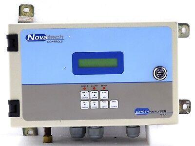 Novatech Oxygen Analyzer 1632