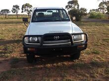 2004 Toyota Hilux Ute Balliang Moorabool Area Preview