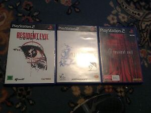 Play station 2 games Ingleburn Campbelltown Area Preview