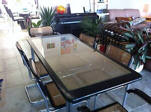 6 Seater Dining Table Including Chairs Spring Farm Camden Area Preview
