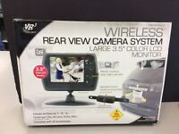 VR3 Wireless Rear view Camera system New!
