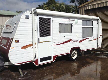 Royal flair caravan