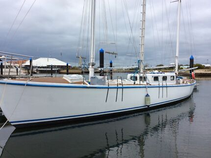 Yacht Herreshoff Cruising Busselton Busselton Area Preview