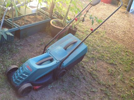 Bosch rotation 32 electric mower Leanyer Darwin City Preview