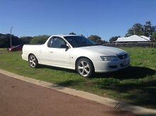 2005 Holden Ute VZ V6 South Perth South Perth Area Preview