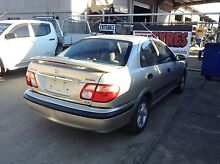 Nissan Pulsar n16 sedan now wrecking, most parts available Loganlea Logan Area Preview