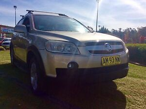 2006 Holden Captiva Auto 7 seat Family Wagon  Bargain Woodbine Campbelltown Area Preview