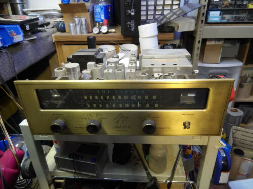 Fisher 101-R AM/FM Stereo Tube Tuner