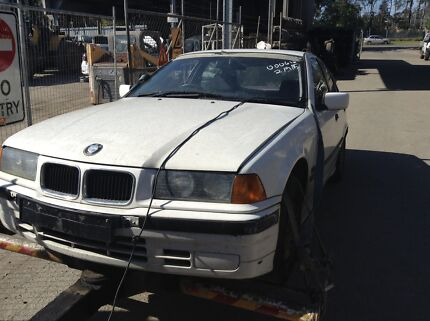 BMW e36 sedan wrecking complete vehicle ( most parts available ) Loganlea Logan Area Preview