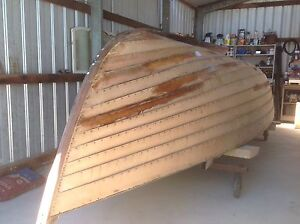 17 ft Clausen hull with 2 cyl Blaxland engine Kingston SE Kingston Area Preview