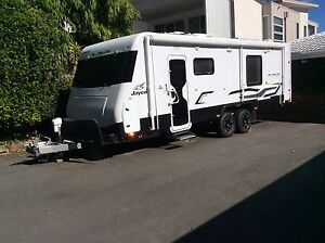 Caravan Silverline Outback Coal Point Lake Macquarie Area Preview