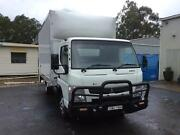 FUSO CANTER PANTECH WITH LOADER Woombye Maroochydore Area Preview