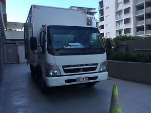 KG Transport, Pantech 6,5to, 29+cube with lifter, Man & Truck Redcliffe Redcliffe Area Preview