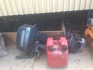 20 hp long shaft outboard motor Manoora Cairns City Preview
