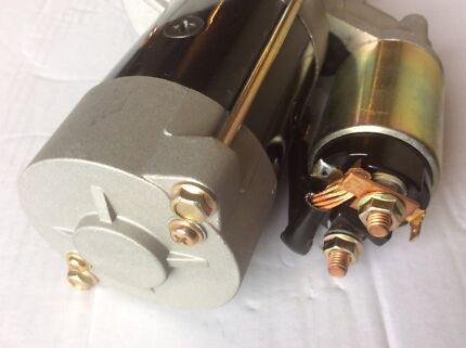 Starter motor 4D56T mitsubishi pajero triton delica