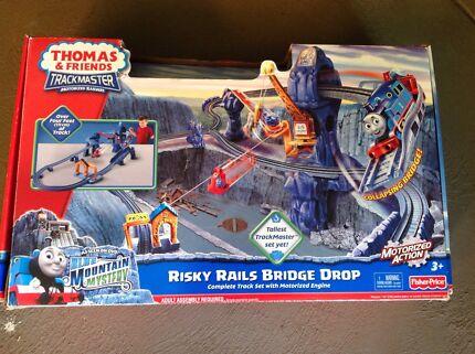 Thomas The Tank Trackmaster Risky Rails Toys Indoor Gumtree