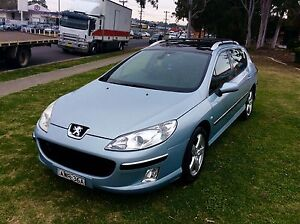 2005 Peugeot 407 ST Touring Wagon 4 Cyl Auto Panoramic Glass Roof