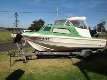 16 FT SWIFTCRAFT SEAGULL HALF CABIN Werribee South Wyndham Area Preview