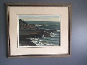 BEAUTIFUL KELSEY RAYMOND OIL PAINTING DIGBY NSW