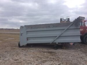 Dump box for sale SOLD
