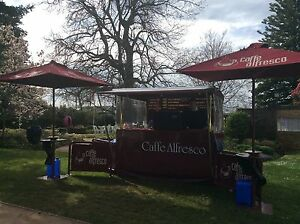 Coffe Cart Business for Sale Mooroolbark Yarra Ranges Preview