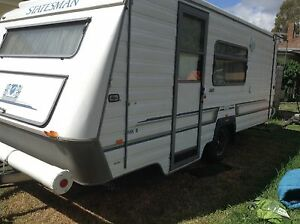 1992 Statesman Poptop Caravan Goulburn Goulburn City Preview