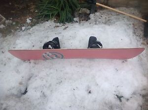 Type @ Snowboard & Bindings 155cm
