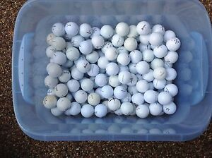 200 (and a few extra) clean used golf balls Chatswood West Willoughby Area Preview