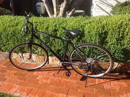 Brand knew Crane Metro Bicycle (purchased from ALDI approx 3 Year
