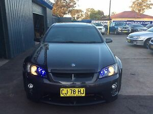 2007 HSV GTS 6 speed manual Sedan Sandgate Newcastle Area Preview