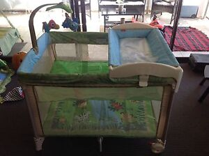 Fisher price travel cot Caringbah Sutherland Area Preview