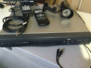 Security system dvr and monitor -need it gone