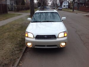 2004 Subaru Outback H6,excellent winter car