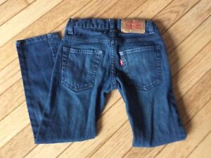 Boys' jeans and casual pants, size 4-7