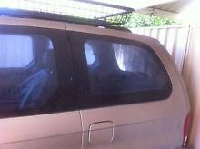 2001 Kia leather seats door trims swap for why Langford Gosnells Area Preview