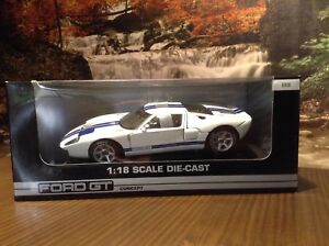 Ford GT Concept 1/18