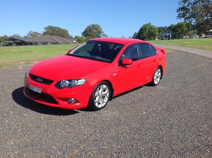 2011 Ford Falcon XR6 Greenhill Kempsey Area Preview