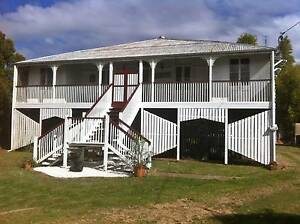 Beautiful old 1930's era High-set Queenslander Glass House Mountains Caloundra Area Preview