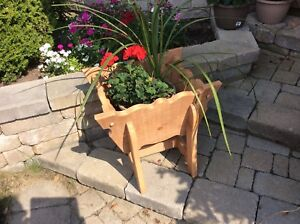 Plant Table-Plant Furniture-Plant Box-Plant Boxes on Stands