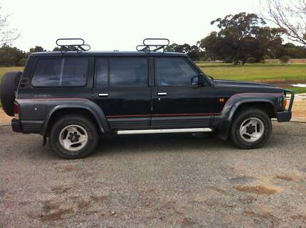 1995 Nissan Patrol Balaklava Wakefield Area Preview