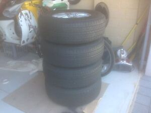 Nissan NP300 Rims and tyres Alkimos Wanneroo Area Preview