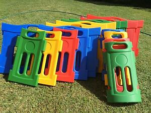 Functional Playpen or Safety Gates for Babies and Toddlers Beverly Hills Hurstville Area Preview