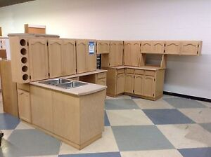 White Oak Kitchen