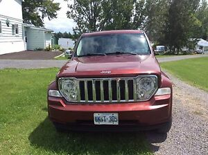 CERTIFIED JEEP LIBERTY