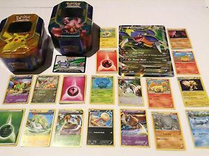 MASSIVE POKEMON CARD AND TIN LOT!!! CAN'T MISS!!!!!