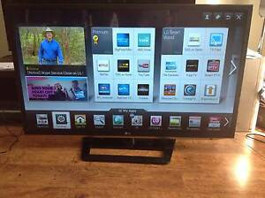 LG 47 inch Smart TV Full HD 3D LED LCD West Ryde Ryde Area Preview