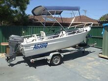 Stacer 4.55m boat for sale Camira Ipswich City Preview